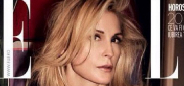 Kelly Rutherford to Elle: 'I hope that this story will be an example to others'
