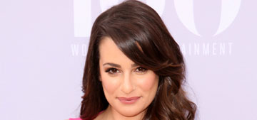 Lea Michele on her new boyfriend: 'I know that Cory would love him too'