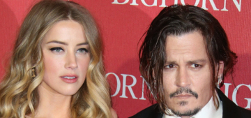 Was Johnny Depp completely sauced during his appearance in Palm Springs?