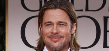 Will Brad Pitt & Angelina Jolie attend the Golden Globes as presenters?