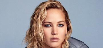 Jennifer Lawrence smells like wine & she created a 'chili pizza sandwich'