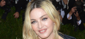 Us Weekly: Madonna thinks 'Guy Ritchie is trying hard to mess with her again'