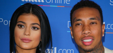 Us Weekly: Tyga cheated on Kylie Jenner with a Brazilian model for a while