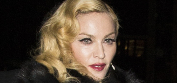 Madonna: Society does not 'encourage strong independent single working moms!'