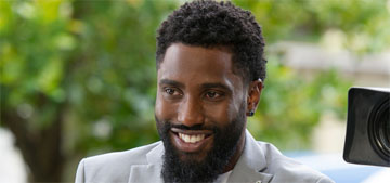 Denzel Washington's son, John David, is a hottie – is anyone surprised?