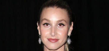 Whitney Port's husband 'did not approve' of her party dress – do you agree?