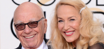 Rupert Murdoch, 84, and Jerry Hall, 59, are engaged after 4 months of dating