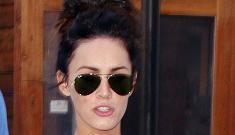 Megan Fox engagement back on, but won't marry Brian Austin Green