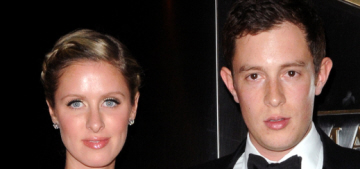 Nicky Hilton-Rothschild is expecting her first child 6 months after the wedding