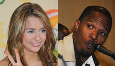 Jamie Foxx apologizes for rant on Miley Cyrus