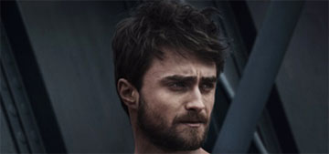 Daniel Radcliffe is shirtless, buff in VF Italy: 'I started putting on a little more muscle'