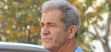 Mel Gibson's 24-year-old girlfriend is sick of the 'negative attention' they get