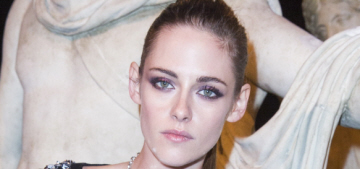 Did Karl Lagerfeld tell Kristen Stewart that she's too fat to model for Chanel?