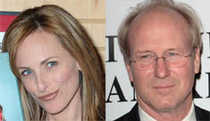 William Hurt issues apology for abusing Marlee Matlin over 20 years ago