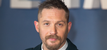 Tom Hardy v. Domhnall Gleeson at UK 'Revenant' premiere: who would you rather?