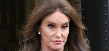 Caitlyn Jenner reacts to Ricky Gervais's 'jokes' & she's only dating men now