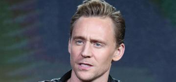 Tom Hiddleston gets damp & secret-agenty in 'The Night Manager' promo