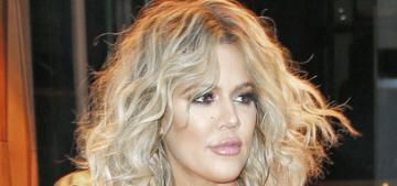 Khloe Kardashian 'went a week without showering' during Lamar's hospitalization