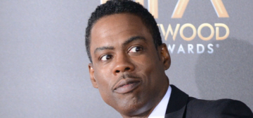 Chris Rock calls the Oscars 'the white BET Awards' as people call for a boycott