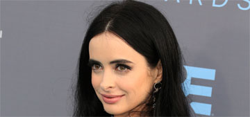 Krysten Ritter in Zuhair Murad at the Critics' Choice: gorgeous or overdone?