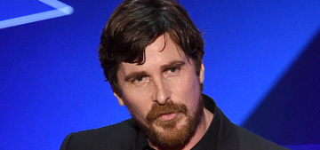 Christian Bale backed out of a role because he couldn't get chubby in time