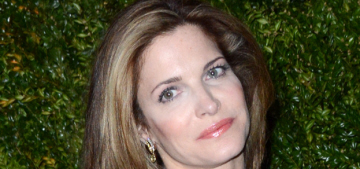 Stephanie Seymour got a DUI after drunkenly backing into a car on off-ramp