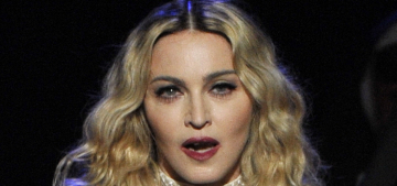 Madonna was more than 2 hours late for 2 'Rebel Heart' concerts in the past week