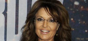Peak stupid: Sarah Palin formally endorses Donald Trump for president