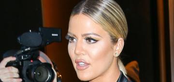 Khloe Kardashian's boyfriend James Harden went to a strip club: dealbreaker?