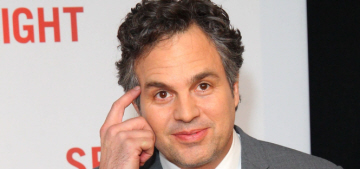 Mark Ruffalo supports the Oscar boycott but he's still going to the Oscars this year