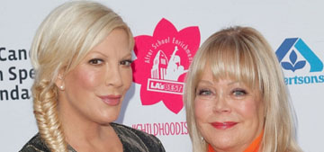 Candy Spelling on daughter Tori's debt: 'I'm paying all her bills now'