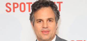 Mark Ruffalo: 'The entire American system is rife with white privilege racism'