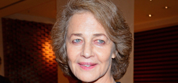 Charlotte Rampling: The #OscarsSoWhite debacle is 'racist to whites'