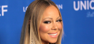 Mariah Carey & James Packer are both still married to other people, of course