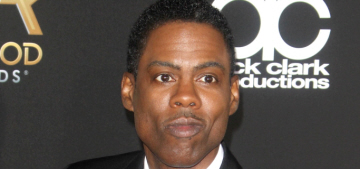 Chris Rock is rewriting his Oscar monologue to reflect #OscarsSoWhite drama