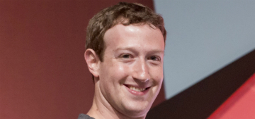 Mark Zuckerberg is back to work, keeps up the adorable Max posts