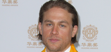 Charlie Hunnam cast as a Mexican-American cartel leader in 'American Drug Lord'