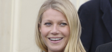 Gwyneth Paltrow at the Chanel show for Paris Fashion Week: fab or fug?