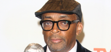 Spike Lee: Charlotte Rampling, Stacey Dash & Julie Delpy 'need to go with God'