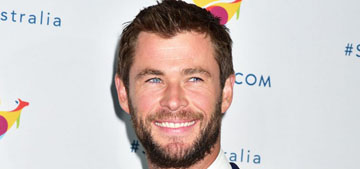 Chris Hemsworth on Liam's relationship with Miley: 'I'm happy if he's happy'