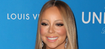 Mariah Carey's 'princess fairy tale is coming true,' she 'likes to be taken care of'