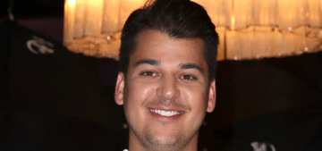 Rob Kardashian's 'lack of respect for his family' is upsetting Khloe in particular