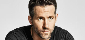 Ryan Reynolds: 'I'm the guy doing calisthenics, I work out like a British person'