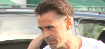 """""""After being single for four years, Colin Farrell has a new girlfriend"""" links"""