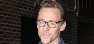 Star: Tom Hiddleston is trying to get back together with Jessica Chastain