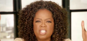 Oprah: of all my accomplishments, not eating all the chips is major
