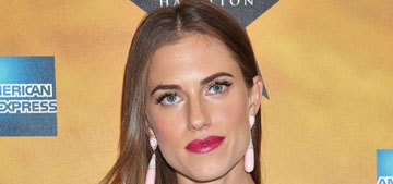 Allison Williams got bangs from Aniston's hairdresser: pretty or fug?