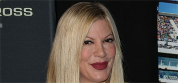 Tori Spelling on her relationship with Candy: 'she had a bad relationship with her mom'