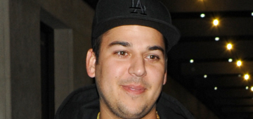People: Rob Kardashian 'has had tension with his sisters over the years'