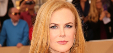 Nicole Kidman in colorful Gucci at the SAGs: lovely, fun or just awful?